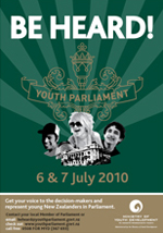 Be heard - Youth Parliament 2010
