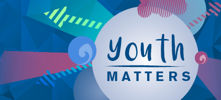 Access online editions of MYD's Youth Matters monthly e-newsletters!