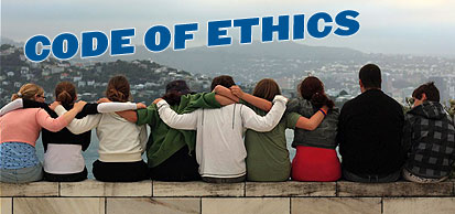 Code of Ethics for Youth Work in Aotearoa New Zealand.