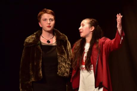 Maddie Gillespie as Julius Caesar